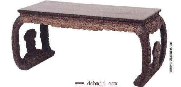 从结构工艺上来看,明式家具最大工艺特点是榫卯结构