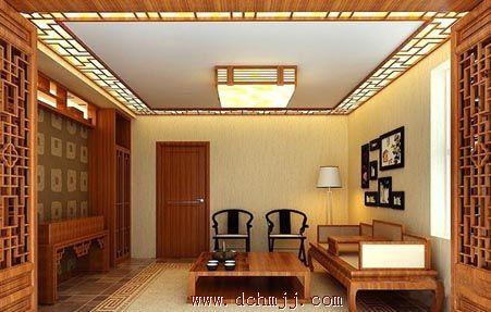 新中式家装解读东方气韵-大涌红木家具网
