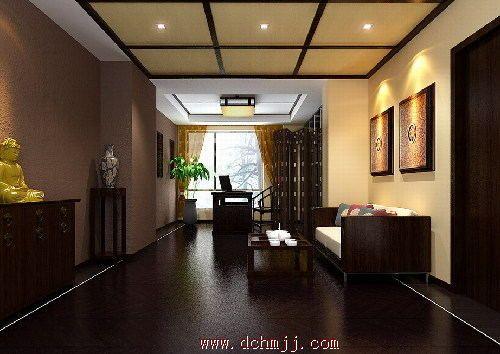 中式風格—儒雅古韻的現代演繹--大涌紅木家具網