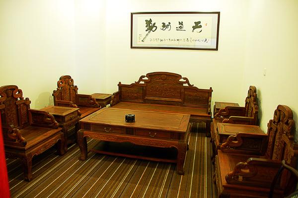 沙发8件套(铭源居)--大涌红木家具网