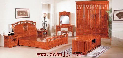 供应巴花西式套间 --大涌红木家具网