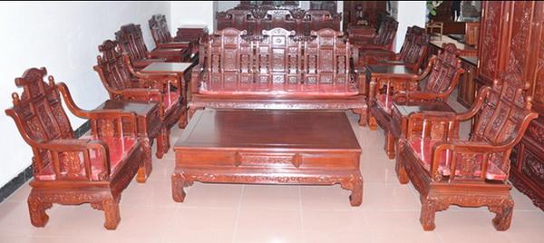 三羊开泰(鸿鑫)--大涌红木家具网