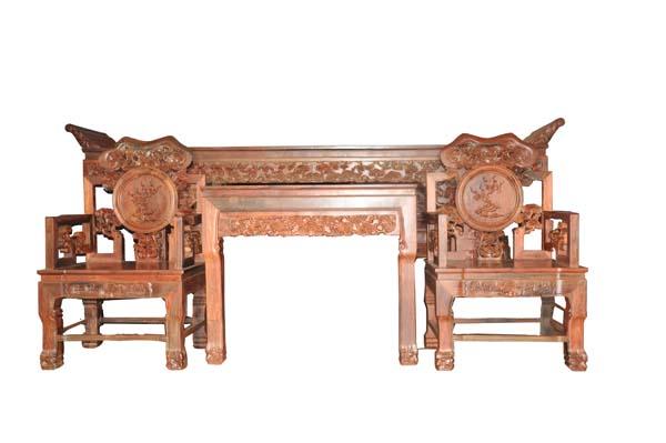 中堂(久仰)--大涌红木家具网