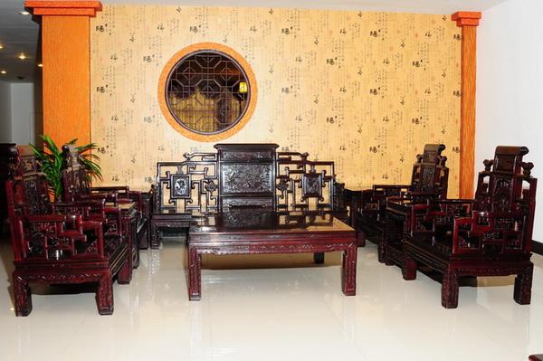 沙发(年年顺)--大涌红木家具网