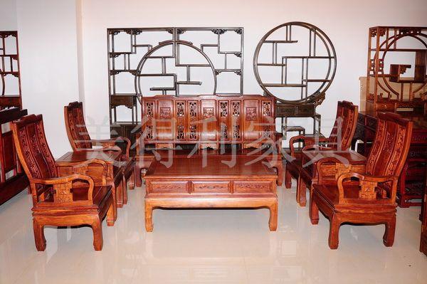 红木沙发(美得利)
