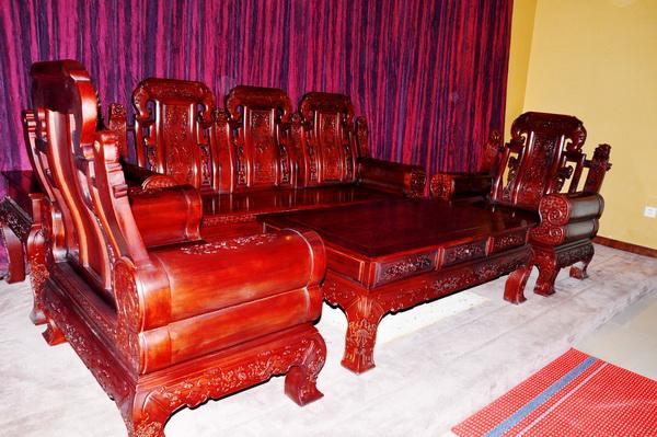 大喯沙发(明泉坊)--大涌红木家具网