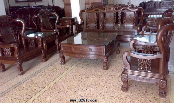大富贵沙发--大涌红木家具网
