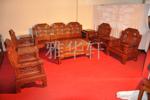 大如意沙发(雅华轩)--大涌红木家具网
