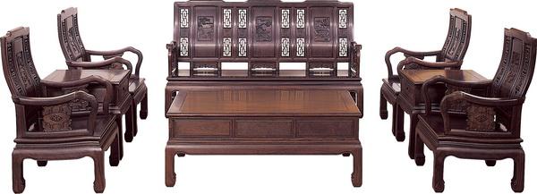红木沙发(雅仕轩)